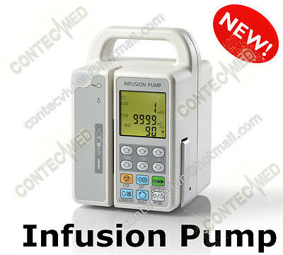 New CE CONTEC SP800 Infusion Pump,Real-time Alarm,Battery Recharge,1Y warranty
