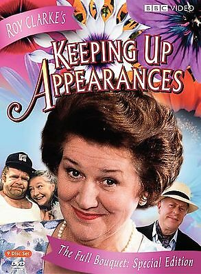 Keeping Up Appearances: The Full Bouquet (DVD, 2008, 9-Disc Set, Special Edition