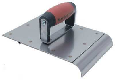 Safety Step Edger and Groover, Stainless Steel, Marshalltown, 4283D