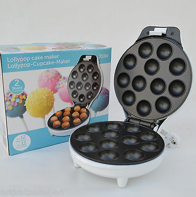 mini waffeleisen pop cake maker donut muffin maschine alu guss neu 3in1 schwarz eur 29 99. Black Bedroom Furniture Sets. Home Design Ideas