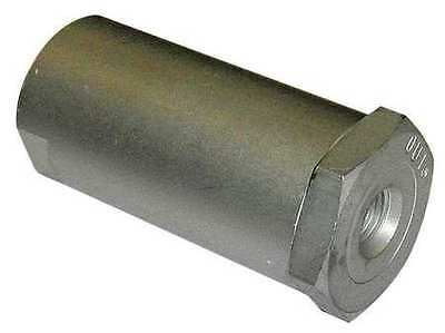 Hydraulic In-Line Filter, Filter Rating, 25 Microns, Sintered Bronze Filter Med