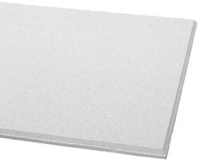 "Armstrong Acoustical Ceiling Tile 24""X24"" Thickness 5/8"", PK16, 1775"