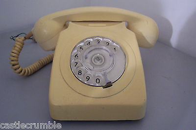 Classic  Cream GPO telephone