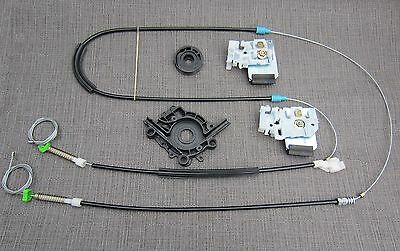 1991-2002 Golf 3 Iii Front Right Osf Window Lifter Repair Set Vw Made In Eu