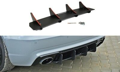Rear Diffuser Audi Rs3 8Va Sportback (2015-Up)