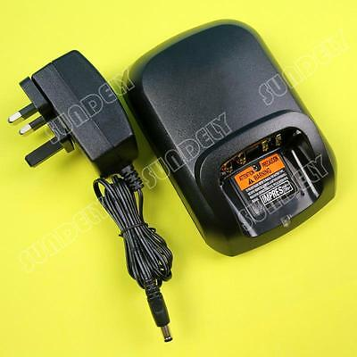 Charger Charging Dock for Motorola Radio DR3000 DP3400 DP3401 DP3600 DP3601