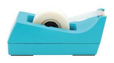 SCOTCH C-38-B Desktop Tape Dispenser, Manual, Blue