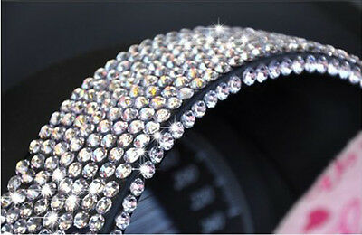 Clear Gems Crystal Rhinestone Diamante 2 Sheets 2mm Self Adhesive Stick Diamonte
