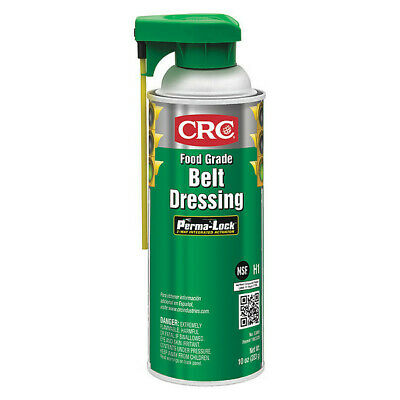 CRC 03065 Belt Dressing, Synthetic, 16 oz, Net 10 oz