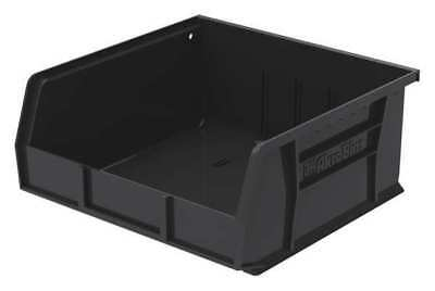 "Black Hang and Stack Bin, 10-7/8""L x 11""W x 5""H AKRO-MILS 30235BLACK"