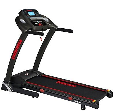Brand New Endurance Athlete Treadmill +Incline FREE Delivery + Speakers