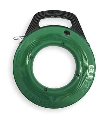 Fish Tape,1/8 In x 240 ft,Steel GREENLEE FTS438-240
