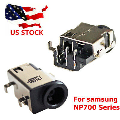 Dc Power Jack Socket Connector Plug Port For Samsung Np780Z5E Np700Z7C Np700Z5A