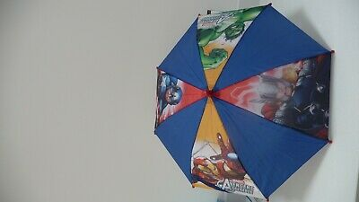 Childrens Marvel Avengers Umbrella 100% Official Licensed Brand Item