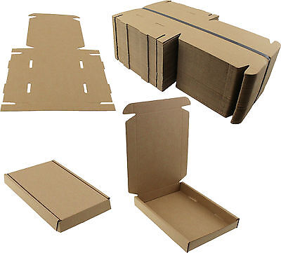 C6 A6 Size Box Large Letter Strong Cardboard Shipping Mailing Postal Pip Meg4Tec