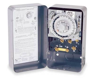 PARAGON 8145-20 Defrost Timer,208/240V,SPDT Switch