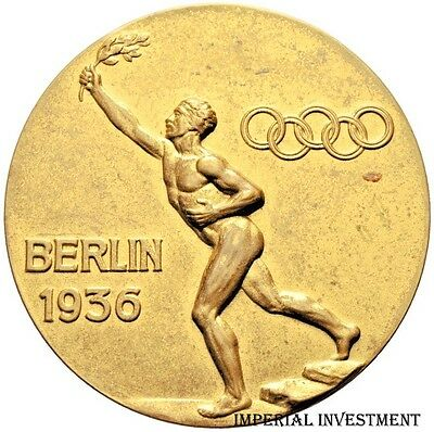 GERMANY BRONZE MEDAL - OLYMPIC GAMES 1936