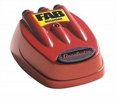 Danelectro D-1 Fab Distortion Guitar Effects Pedal