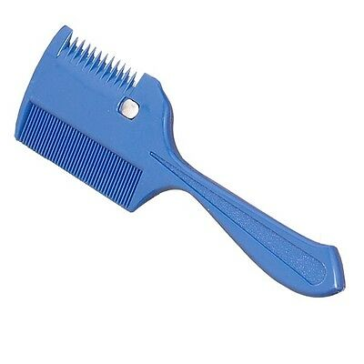 THINNING RAZOR COMB - Horse Mane/Tail  Pulling Thinning, Dog * FREE POST *