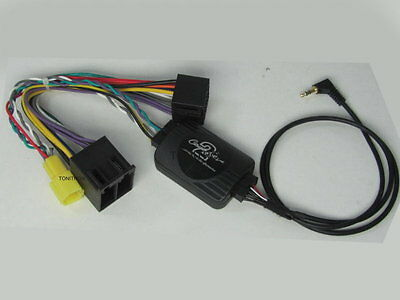Sony Lenkradfernbedienung Stalk Adapter Interface Renault Clio Laguna Megane