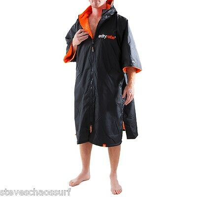 DryRobe Advance Waterproof & Thermal Beach Changing Robe NEW dry robe surfing