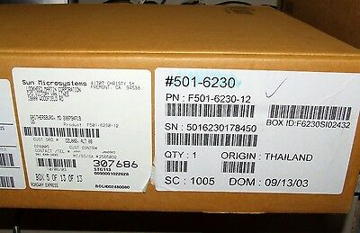 NEW SEALED OEM Sun 501-6230 System Board for Blade1000/2000, Fire 280R, Netra 20