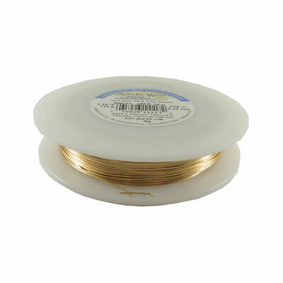 1/4 lb Spools Artistic Wire Tarnish Resistant Craft Wire 47 colors