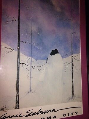 Artist Connie Seabourn, Warm Of Your Love S/N 62/1000,1991