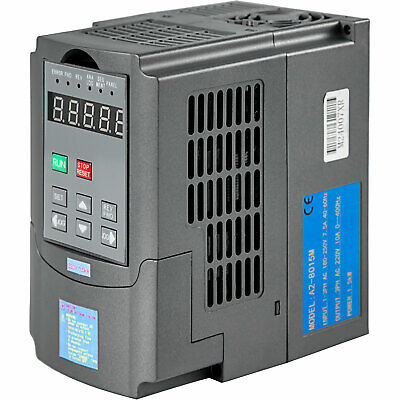 1.5Kw 2Hp 7A 220Vac Single Phase Variable Frequency Drive Inverter Vsd Vfd Aus