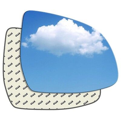 BMW 3 series 1975-1982 Right Driver Convex wing mirror glass