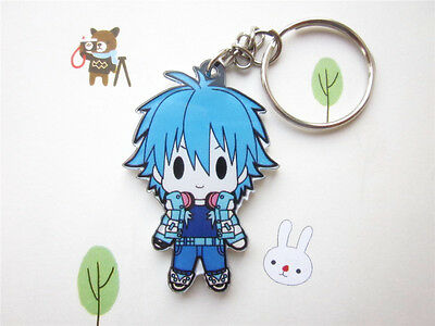 DRAMAtical Murder DMMD Cosplay Acrylic Figure Seragaki Aoba Key Ring Chain