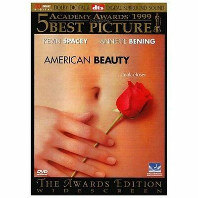 American Beauty (DVD, 2000, Limited Edition Packaging; Awards Edition; Widescree