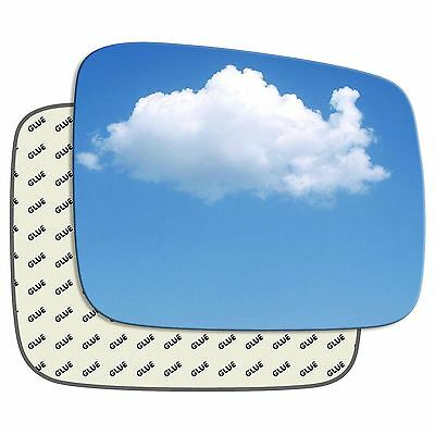 Right driver off side convex mirror glass VW Transporter T4 Van 1990 - 2003 48RS