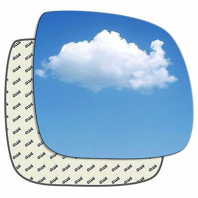 Right Driver Side Mirror Glass Volkswagen T5 2010-2014 #377RS