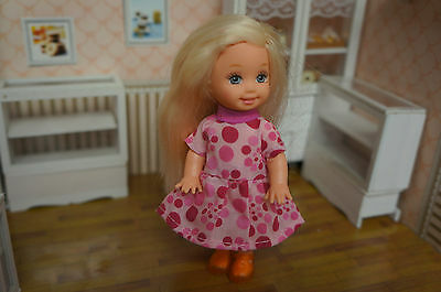 2014 new style Fashion Handmade pink lovely Clothes For Kelly Doll a1102