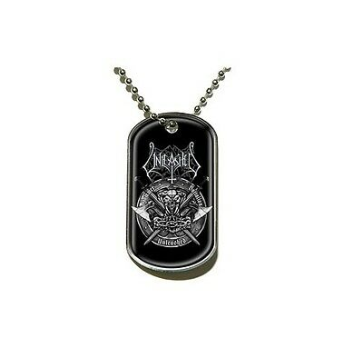 Unleashed Hammer Battalion Dog Tag NEW & Official