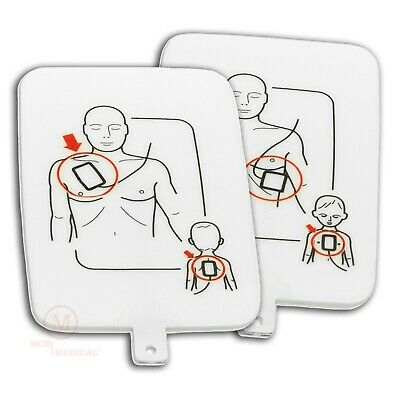 Set of Adult Replacement Pads PP-APAD-1 for Prestan Professional CPR AED Trainer