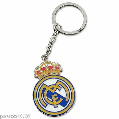 New Official Real Madrid Football Club Keyring