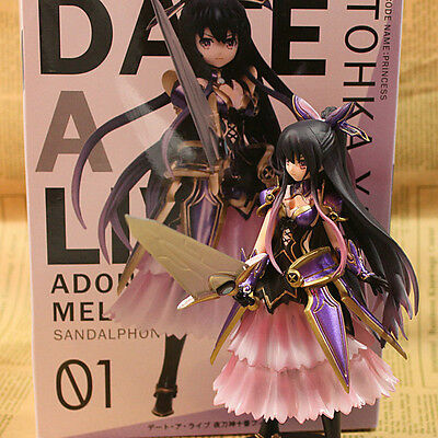 "New Japan Anime Prize Taito Date A Live Tohka Yatogami Princess Figure 7"" in box"