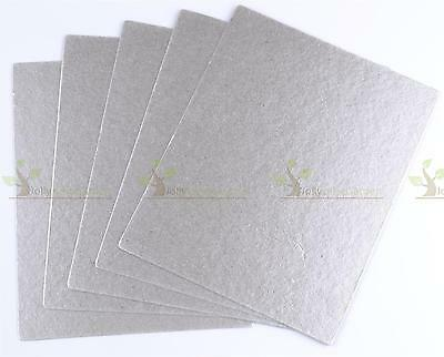 5 pcs Microwave Oven Mica Plate Sheet Thick Replace Part 150 x 120mm