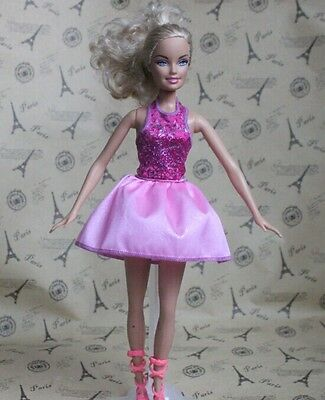 2014 Fashion Handmade outfit Gown Clothes dolls outfit For Barbie Doll a1517