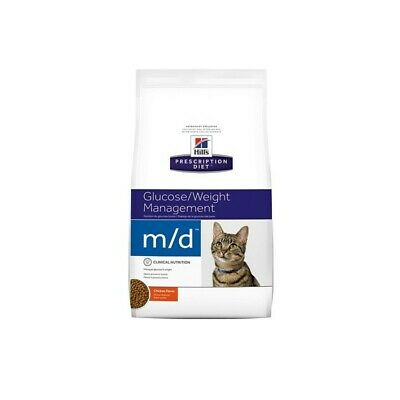 HILL S prescription diet m/d feline mangime secco  kg.1,5