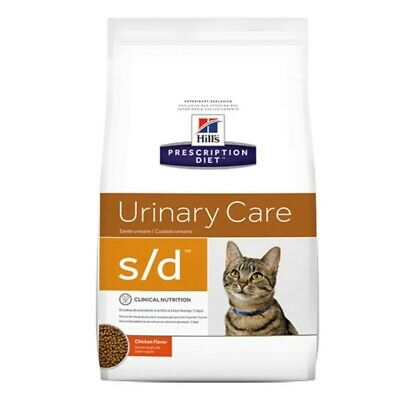 HILL S prescription diet s/d feline urinary dissolution mangime secco kg. 1,5