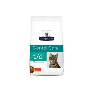 HILL S prescription diet  t/d dental health feline mangime secco kg.1,5