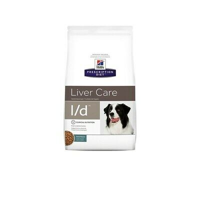 HILL S prescription diet  l/d canine hepatic healt mangime secco kg. 5