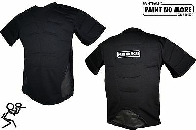 PaintNoMore Protection Shirt Bounceshirt Brustschutz Brustpanzer Paintball
