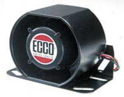 ECCO 850N Back Up Alarm, 112dB, 4 In. H