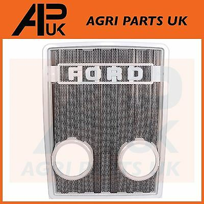 Ford Tractor Front Grille Grill Light Lamp Holes 2600,3600,3900,4600,5600,5900