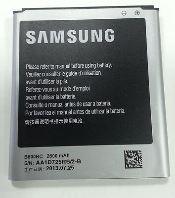 USA Seller 2600mAh OEM Battery For Samsung Galaxy S4 GT-i9500 T-Mobile M919 NEW