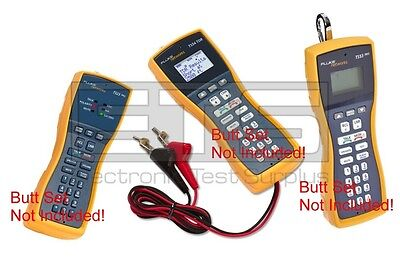 Fluke TS23 TS53 TS54 P3218-234 Pro Series Butt Set Deluxe Line Cord Bed Of Nails